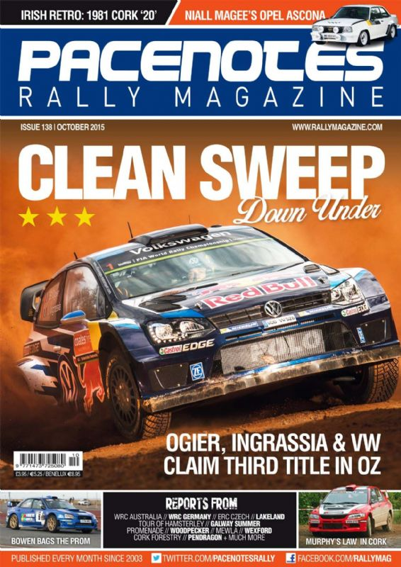 Issue 138 - October 2015